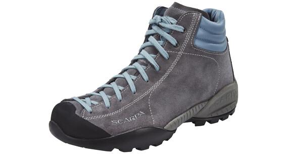 Scarpa Mojito Plus GTX Schoenen grijs/turquoise